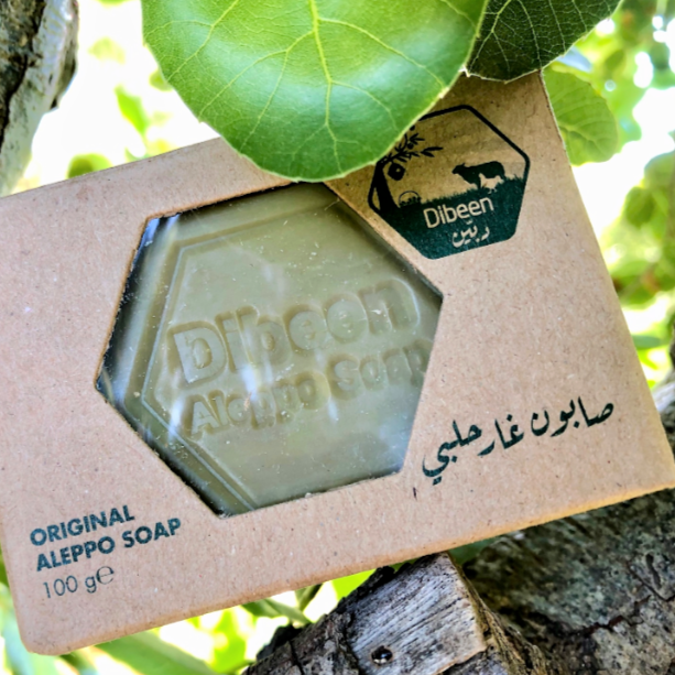 Laurel & Olive Oil Soap 100g