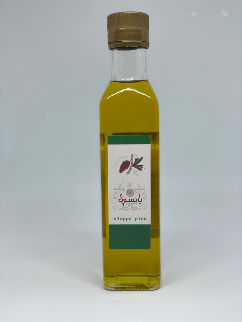 Pine Olive Oil Infusion 250 ml