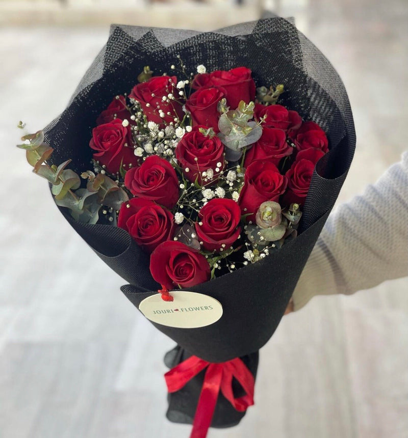 Red Roses - Valentine