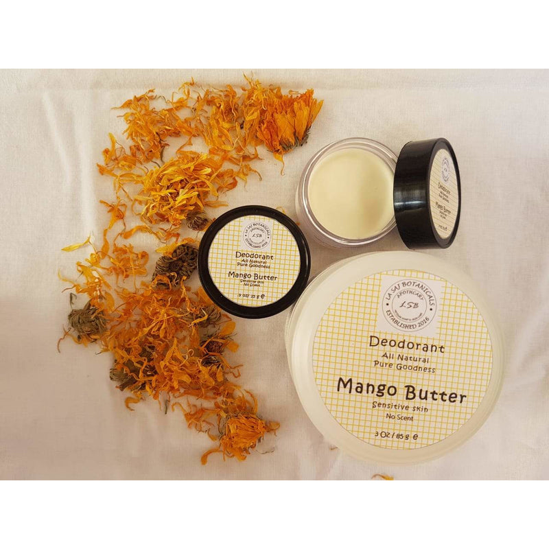 Mango Butter Sensitive Skin Deodorant