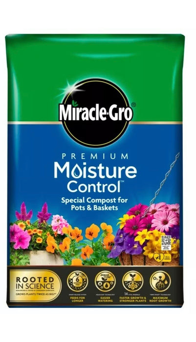 Miracle Grow 'Moisture Control' 40L