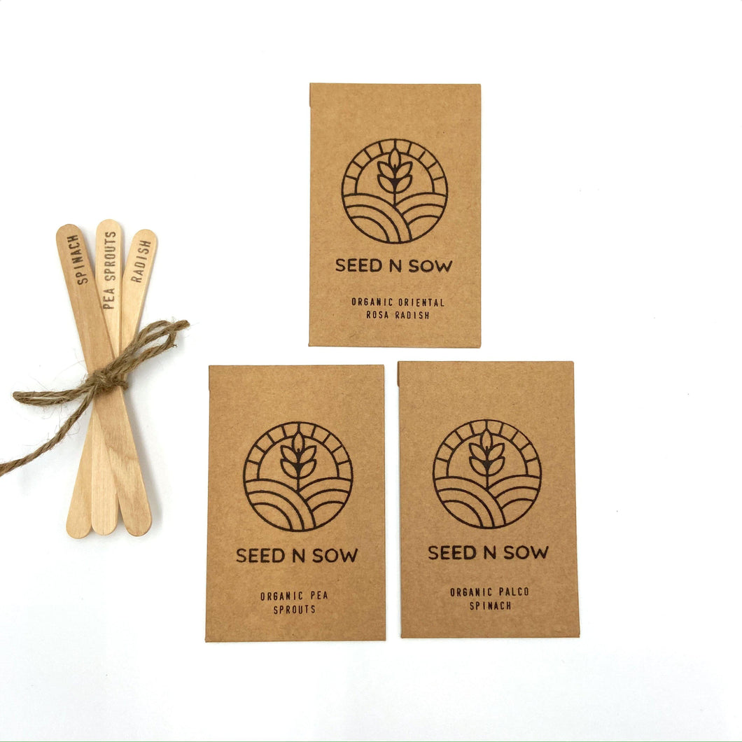 Simply Seeds Kit - Build Your Own-Master-Seed n Sow