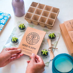 All In One Seed Kit - Build Your Own