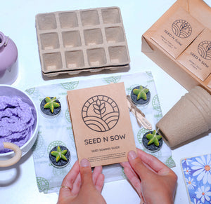 Seed n Sow Signature Seed Kit - Build Your Own