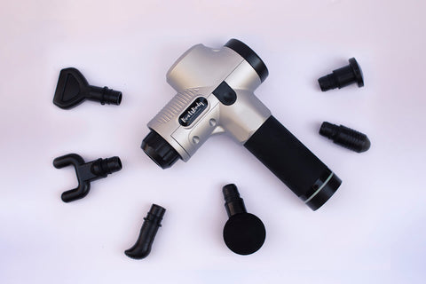 Massage Gun and Percussion Therapy and Beatsbody and How Massage Gun how help with your recovery and injuries