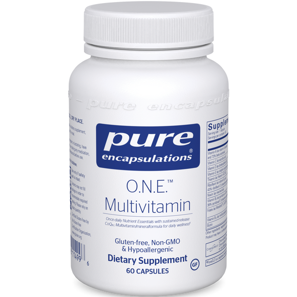 O.N.E. Multivitamin - Convenient One Per Day Multivitamin, Vitamins A, B, C, D and E in Highly Bioavailable Form