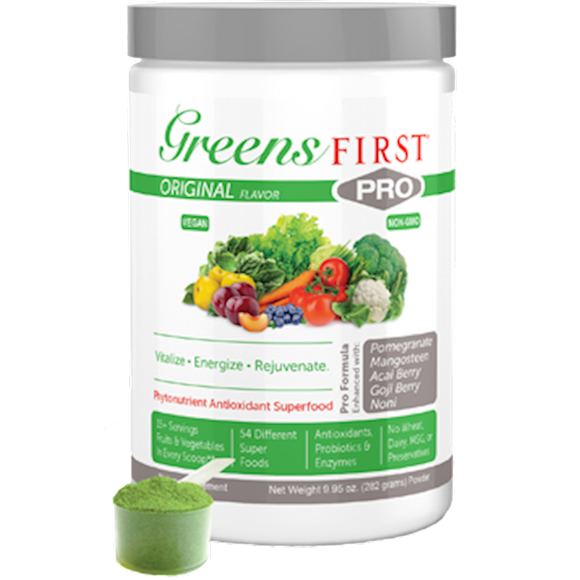 Greens First Original PRO Powder - 30 Servings