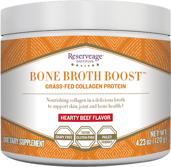 Bone Broth Boost Powder Beef
