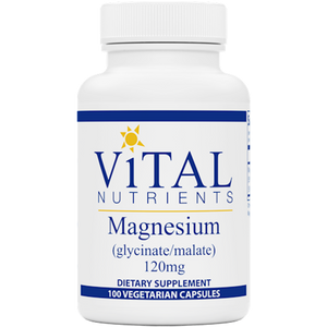 Magnesium (Glyc./Malate) 120 mg