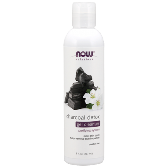 Charcoal Detox Gel Cleanser