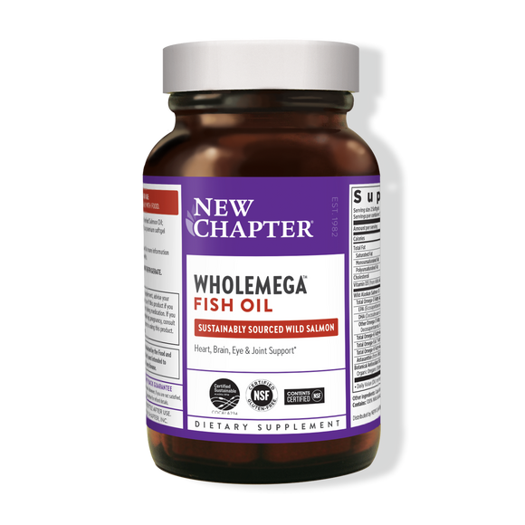 WholeMega 1000 mg 180 Softgels