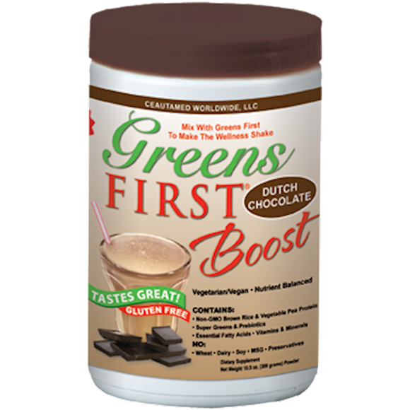 Green First Boost DutchChocolate