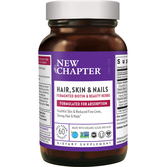 Perfect Hair Skin & Nails with Biotin