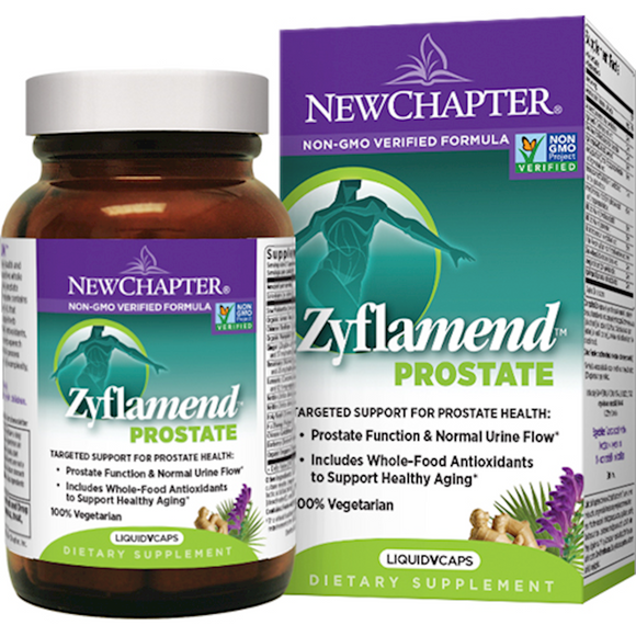 Zyflamend Prostate - Prostate Health and Healthy Aging