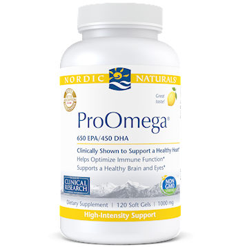 ProOmega 120 softgels