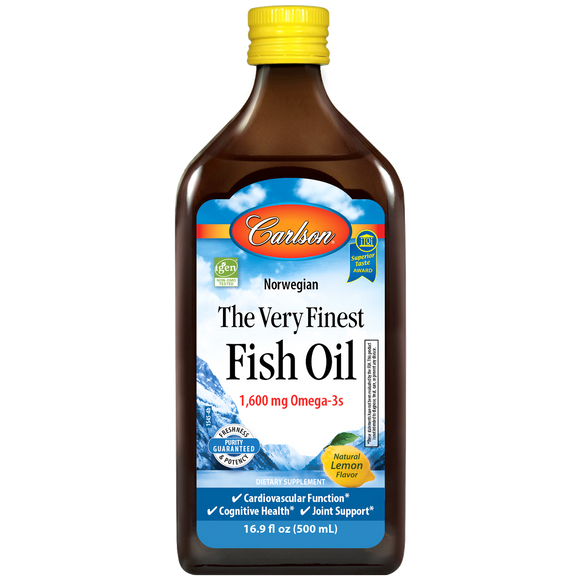 Finest Fish Oil Omega 3