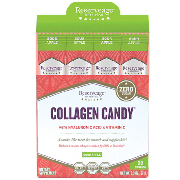 Collagen Candy Sour Apple