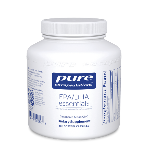 EPA/DHA Essentials 1000 180 Gels