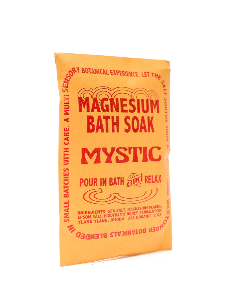Load image into Gallery viewer, Magnesium Bath Soak Mystic