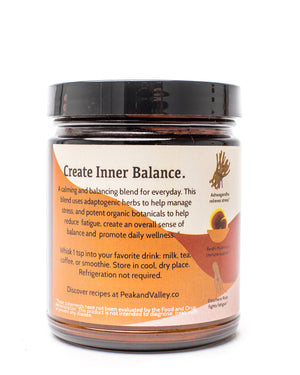 Balance My Stress Adaptogen Blend