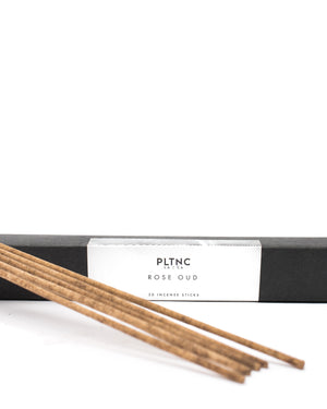 PLTNC Rose Oud Incense