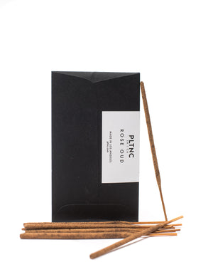PLTNC Rose Oud Incense Mini