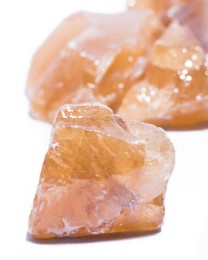 Load image into Gallery viewer, Honey Calcite Raw
