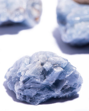 Load image into Gallery viewer, Blue Calcite Raw