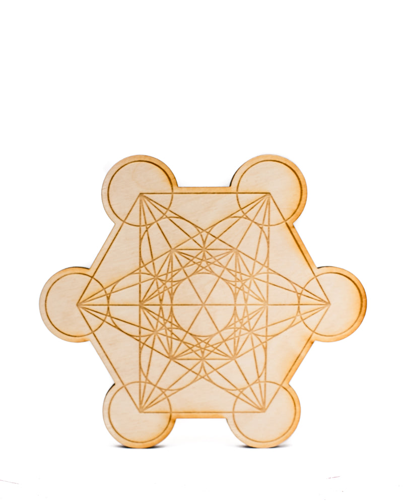 Metatron's Cube 2 Crystal Grid