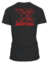 Load image into Gallery viewer, X3 NATION T-SHIRT
