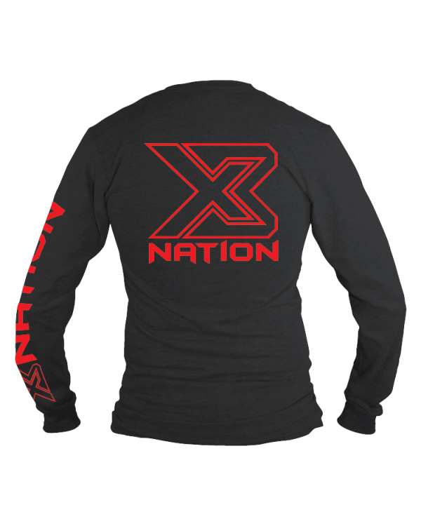 X3 NATION LONG SLEEVE