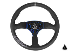 Load image into Gallery viewer, ASSAULT INDUSTRIES 350R LEATHER STEERING WHEEL (UNIVERSAL)