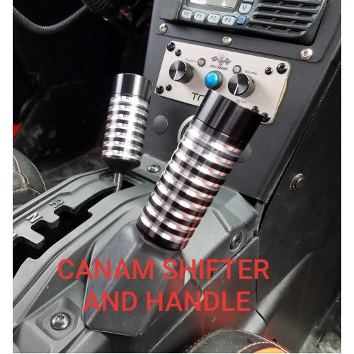 Can-Am Shifter & OS Handle