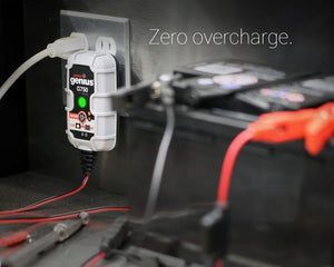 .75 Amp UltraSafe Battery Charger & Maintainer