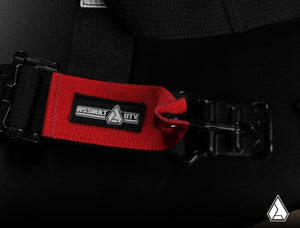 ASSAULT INDUSTRIES 2IN H-STYLE 5 POINT RACING HARNESS