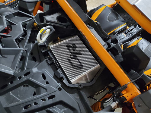 C&R Can-Am X3 Intercooler for 2020 Models