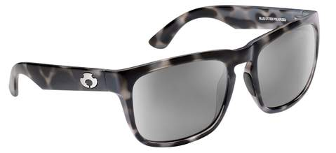 POLARIZED SUNGLASSES: CUMBERLAND | SMOKE TORTOISE-HIDDEN GRAPHITE | NYLON