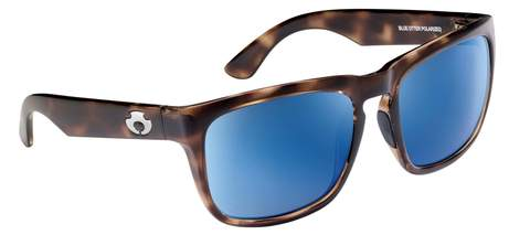 POLARIZED SUNGLASSES: CUMBERLAND | WET MAPLE-PACIFIC BLUE | NYLON