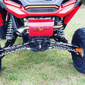 POLARIS RZR TURBO S HIGH CLEARANCE REAR RADIUS RODS