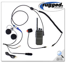 Load image into Gallery viewer, RDH-16C Digital 2-Way Radio Motorcycle Communication Kit