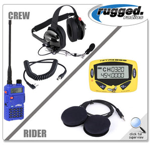Audio Pit Board Lite Training Kit