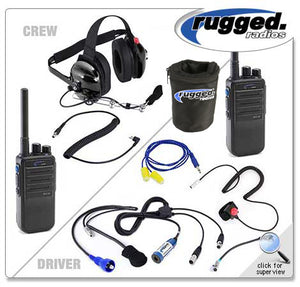 Offroad Short Course System with Digital 16-Channel Radios
