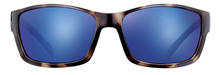 Load image into Gallery viewer, POLARIZED SUNGLASSES: OCONEE | WET MAPLE-TIDAL BLUE | NYLON