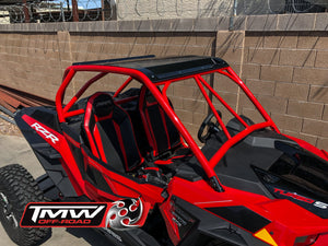San slayer speed style 2 Seat Cage (fits 2019 Turbo S and 2019 RZR models)