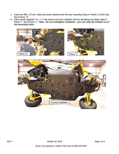 Load image into Gallery viewer, Yamaha YXZ 1000R Full Skids with Integrated Sliders 2016 - 2019