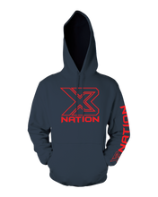 Load image into Gallery viewer, X3 NATION HOODIE