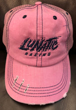 Load image into Gallery viewer, Lunatic Racing Hat - Pony Tail Relief Slot
