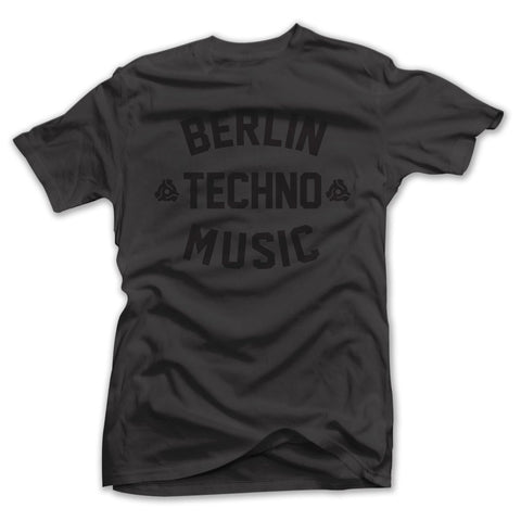 BERLIN TECHNO - BEDLAM Threadz