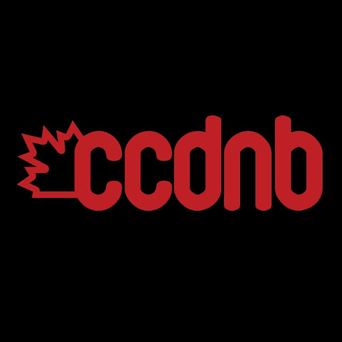 CCDNB DECAL - 2 Colors