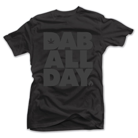 DAB ALL DAY - BLACKED OUT